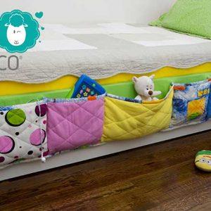 DŽEPKO – Krevetni organizator (zeleni)